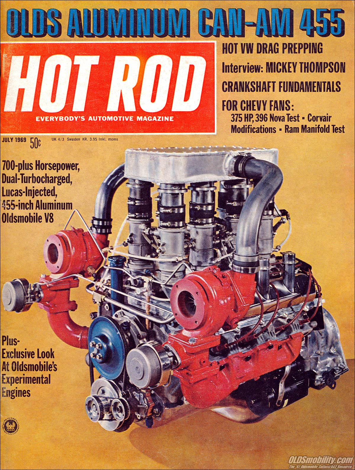 OLDSmobility com • View topic - Olds' Experimental Engines