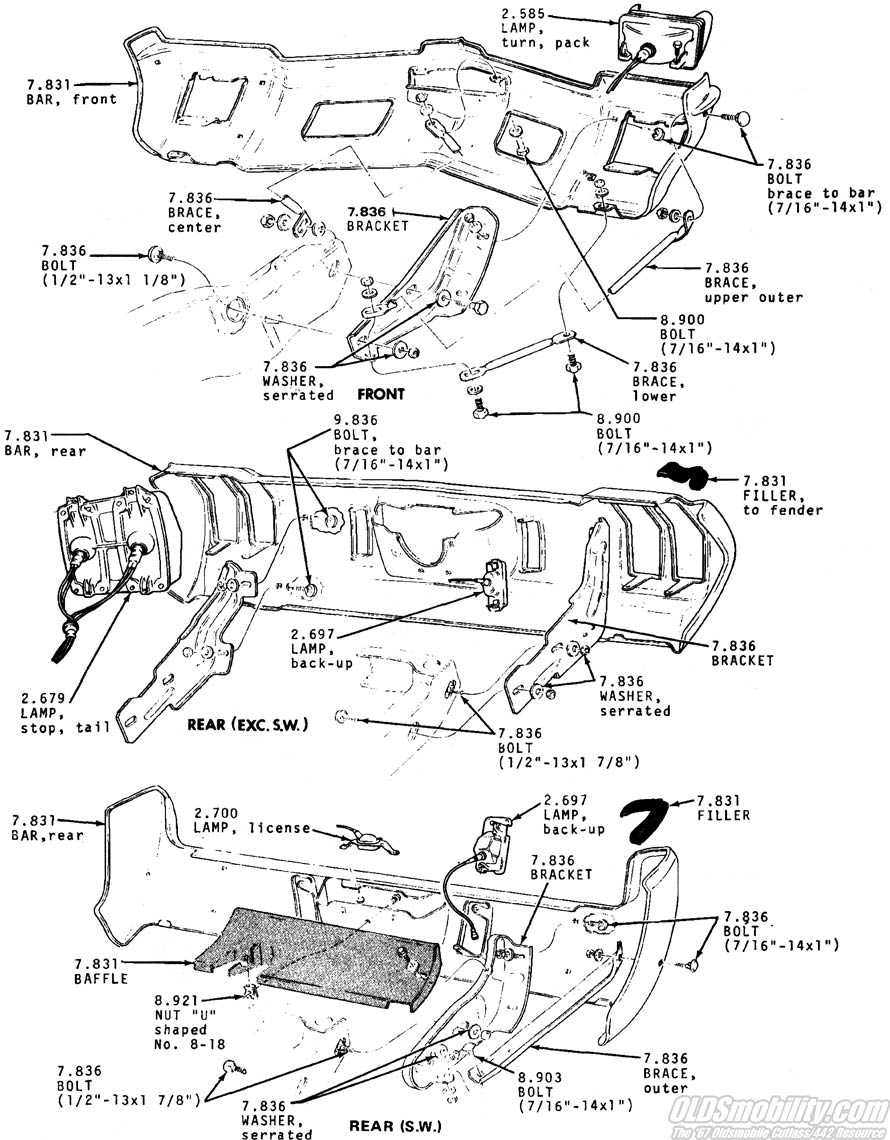 Wiring Diagram For 1974 Ford F100 further Ford Explorer 2001 Electrical Diagram additionally 2003 Ford Focus Coolant Diagram additionally Go Industries Rancher Grille Guard Grille Guards in addition 64 72 Canadian Oldsmobile F85 Master Parts Catalog. on 2015 ford f 150 lariat for sale