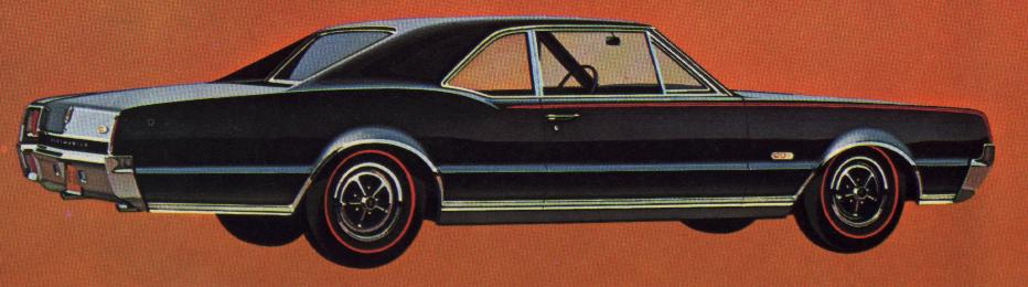 OLDSmobility com - The 1967 Oldsmobile Cutlass and 442